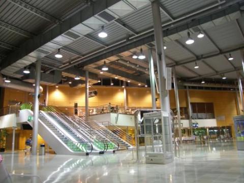 INSTALACIONES ELÉCTRICAS Y DE CLIMATIZACIÓN EN EL AEROPUERTO DE PALMA DE MALLORCA