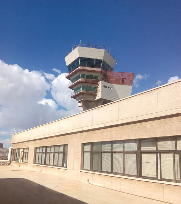 TECHNICAL ASSISTANCE TO DRAFT THE PROJECT ABD CONTROL OF WORKS IN ACTIONS NIN-RECURRING, GRAN CANARIA AIRPORT