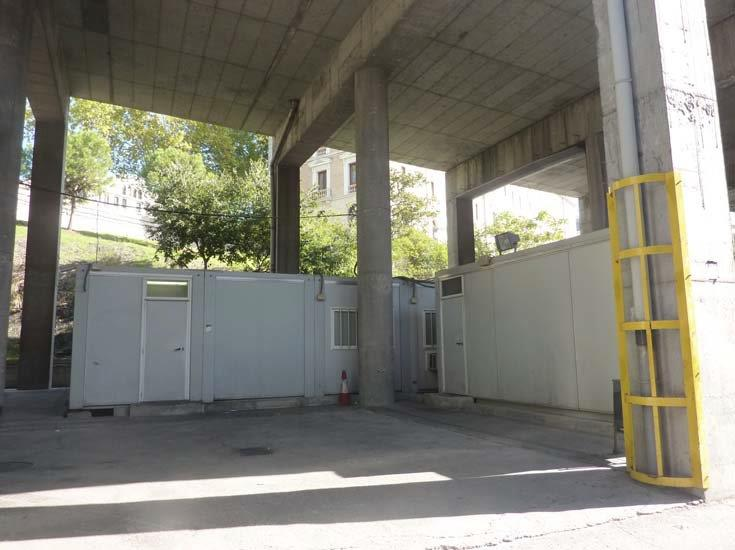 CONDITIONING OF THE ELECTRIC FACILITIES, IMPROVEMENT SELF-PROTECTION PLAN OF ATOCHA CERCANIAS. LEADERSHIP CERCANIAS DE MADRID.