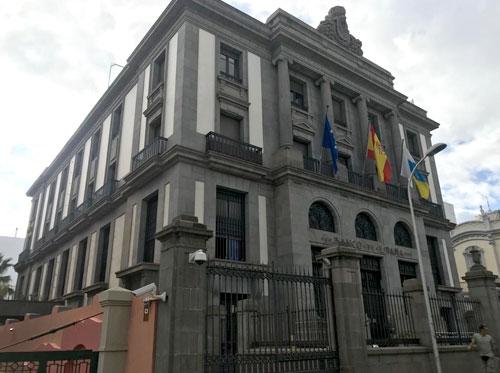 OBRAS DE REFORMA DE INSTALACIONES GENERALES EN LA SUCURSAL DE TENERIFE DEL BANCO DE ESPAÑA