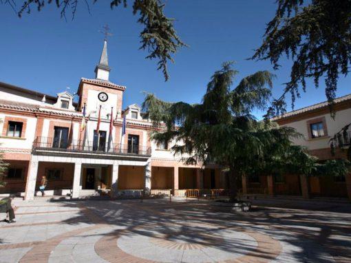 REFORMA DE INSTALACIONES DE EDIFICIOS DEL AYUNTAMIENTO DE LAS ROZAS DE MADRID